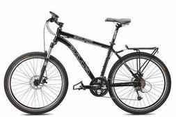 Fuji Police Special Mountain Bicycles 26-Inch Wheels BLACK