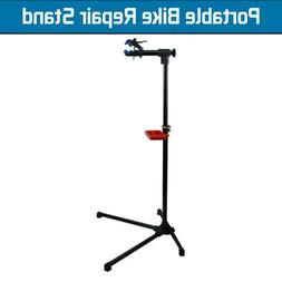Portable Bike Bicycle Cycle Repair Work Maintenance Stand Cl