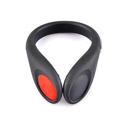 Portable Bike Cycling Sports Shoes Wrist Safety Signal LED L