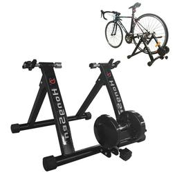 Portable Indoor Bike Trainer Stand Magnetic Resistance Bicyc