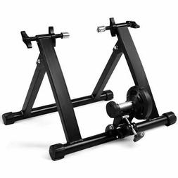 New Portable Indoor Exercise Magnetic Resistance Bicycle Tra