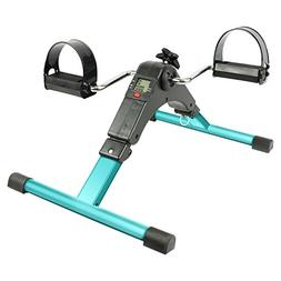 Indoor Arm Leg Pedal Exercise Fitness Cycle Bike Portable Ho