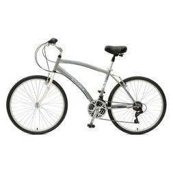 Mantis Premier 726M Comfort Bike, 26 inch Wheels, 18 inch Fr