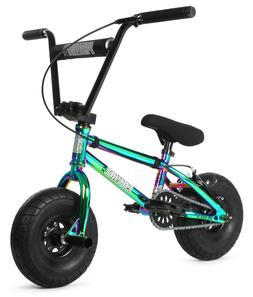 "FatBoy Pro Mini 10"" BMX Bicycle Fat Tire Freestyle Bike Warh"