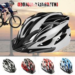 Protective Mens Adult Road Cycling Safety Helmet MTB Mountai
