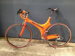 """MONGOOSE Prototype """"PRO"""" Carbon/ Campagnolo 10-sp, Perfect!"""