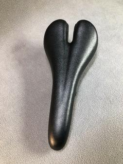 Pure Fix Urban Bicycle Saddle Black-steel rails to fit most