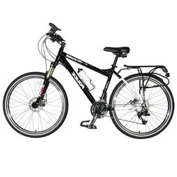 Force Pursuit Police Bicycle, 27.5 inch wheels, four frame s