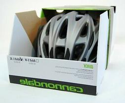 Cannondale Quick Bicycle Helmet Gray 58-62cm Large/Extra Lar