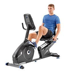 NAUTILUS R616 RECUMBENT EXERCISE BIKE
