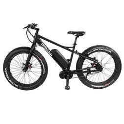 Rambo Bikes R750 Matte Black Fat Bike SKU: R750