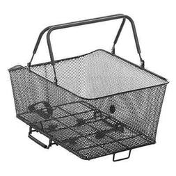 Sunlite Rack Top Mesh QR Grocery, 17.25x12.25x8in, Black