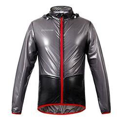 WOLFBIKE NEW Raincoat Rain Jacket Windproof Waterproof Cycli