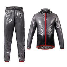 Wolfbike New Raincoat Rain Suit Windproof Waterproof Cycling