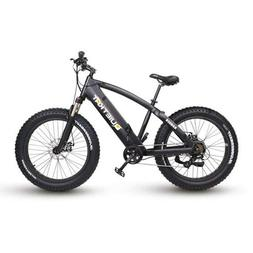 QuietKat Ranger Electric Bike for Backcountry, Hunting, Fish