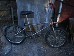 Mongoose rare one owner 1979 used old school BMX bike mongoo
