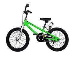 Royalbaby RB18B-6G BMX Freestyle Kids Bike, Boy's Bikes and