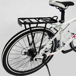 Lumintrail Rear Bike Cargo Rack Bicycle Commuter Carrier Uni
