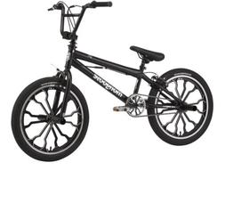 Mongoose Rebel BMX Bike bicycle Kids Style Mag Wheels w/ 4 P