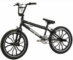 Mongoose Rebel kids BMX bike, 20-inch mag wheels, ages 7 - 1