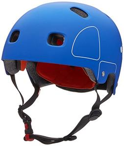POC Receptor Flow Bike Helmet, Krypton Blue, Medium/Large