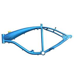 dolphin1986 Reinforced Motorized Gas Bicycle Frame w/2.4L Ga