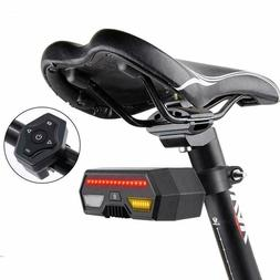 Remote Control Turn Signal Wireless Bike Bicycle Laser LED T