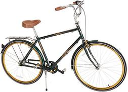 "Kent Retro Men's City Bicycle 18""/One Size"