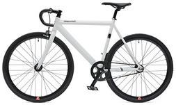 Retrospec Bicycles Drome Track Urban Commuter Bike Fixed-Gea