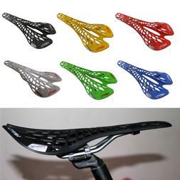 Riding BMX Bike Hollow Saddle Seat Bicycles Cycling MTB Moun