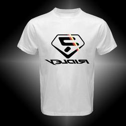 Ridley Bikes Bicycle Logo White T-shirt size S M L XL 2XL 3X