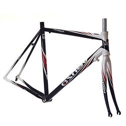Venzo Road Bike Bicycle Racing 700c Alloy Frame 56cm