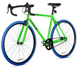 Road Bike Takara Kabuto Single Speed Medium Bicycle Steel Fr