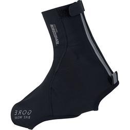 Gore Bike Wear Men's Road Light Overshoes, Black, 6.5-8.0