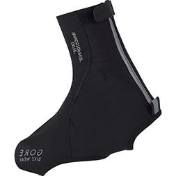 Gore Bike Wear Road Overshoes - BLACK, 6.5-8.0