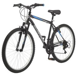 "Roadmaster Granite Peak Men's Mountain Bike 26"" wheels, Blac"