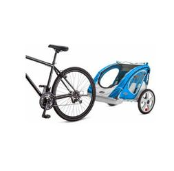Robin 2Seater Trailer Blue Child Seats Bicycle Accessories P