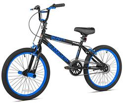 Razor High Roller BMX/Freestyle Bike, 20-Inch, Blue Outdoors