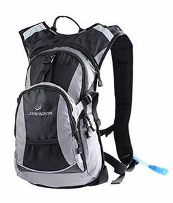Roswheel® 15690 Sports Hiking Climbing 4L Backpack Pack Cyc