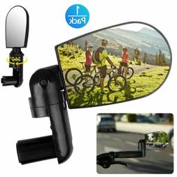 Rotatable Handlebar Rearview Mirror for Cycling Bike Bicycle