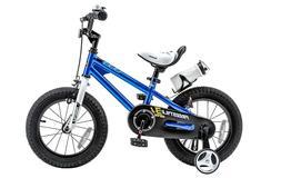 RoyalBaby BMX Freestyle 16 inch Kid's Bike Training wheels,