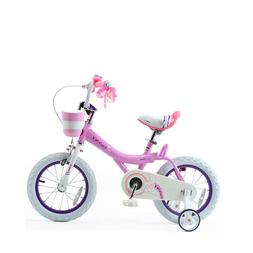 RoyalBaby Girls Kids Bike Jenny 12 14 Inch Bicycle for 3-12