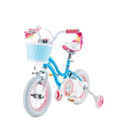 RoyalBaby Girls Kids Bike Stargirl 12 14 Inch Bicycle with B