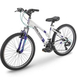 "24"" Royce Union RTT Womens 21-Speed Mountain Bike, Aluminum"