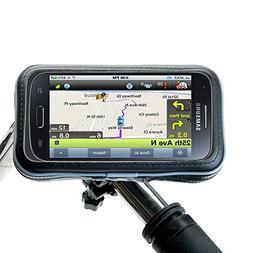 Rugged Secure Handlebar Mount Holder Compatible with Samsung