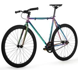 Golden Cycles Fixed Gear Single Speed Bike Bicycle Oil Slick