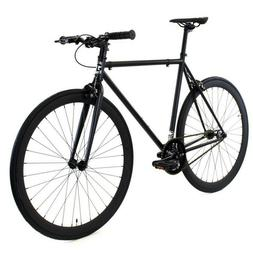 Golden Cycles Vader Black Fixed Gear Single Speed Fixie Bike