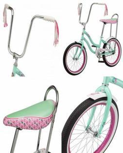 1a4db543f84 Schwinn S2367B Mist Girls Polo Bike, 20
