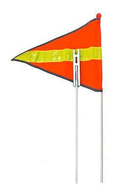 Kidzamo Safety Flags 2Pc Flower