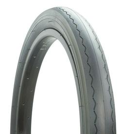"SALE! Fenix Bicycle Bike Tire 20"" x 2.125"" Slick All Black -"